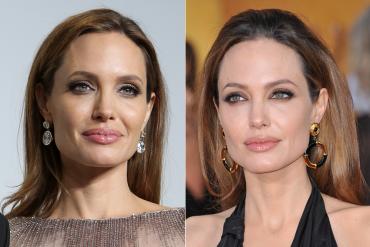 estilo da atriz Angelina Jolie