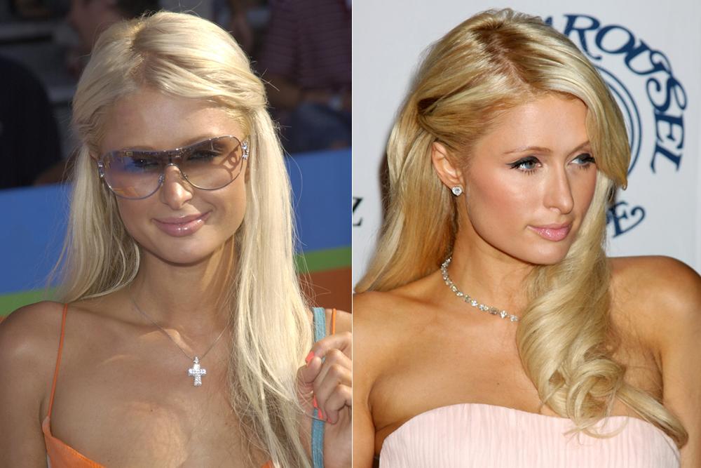 estilo da socialite Paris Hilton