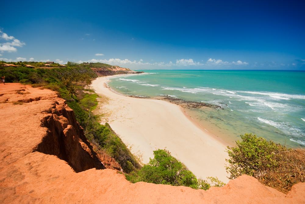 A Praia do Amor é linda!