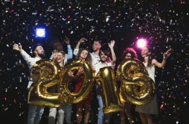 Cores para o Ano-Novo