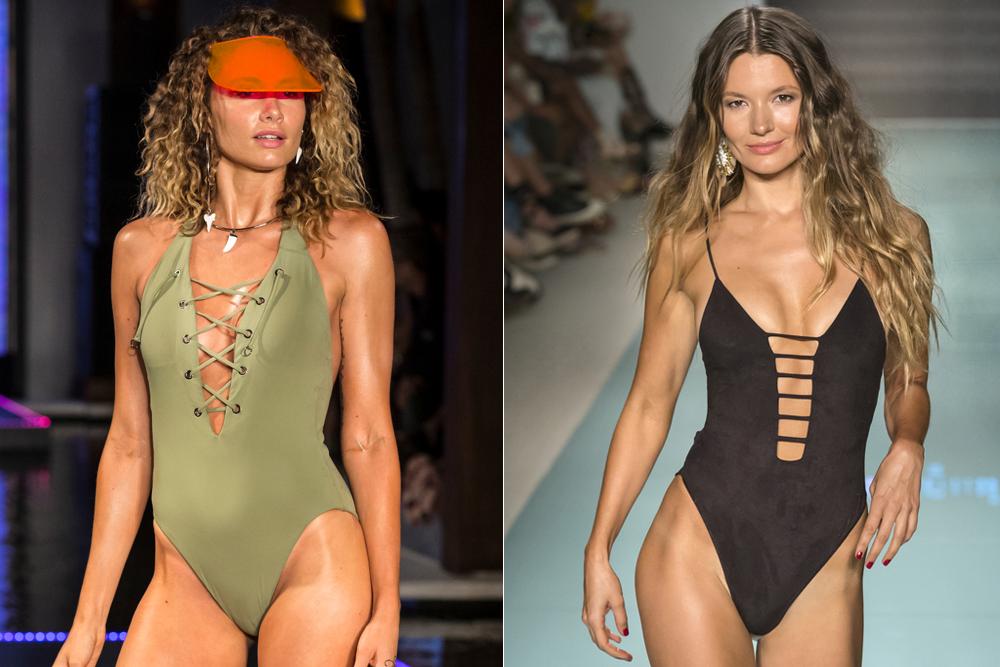 Tendências de moda praia
