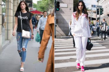 Tendências de moda polêmicas