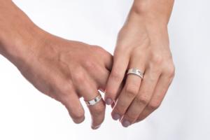 Alianças para o Dia dos Namorados