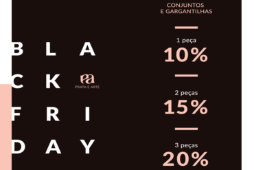 Black Friday Prata e Arte