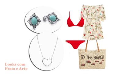 Dicas de looks com joias de prata: arrase no verão!